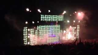 Bassnectar - 'Ugly' live @ Red Rocks 2015 (Night 1)