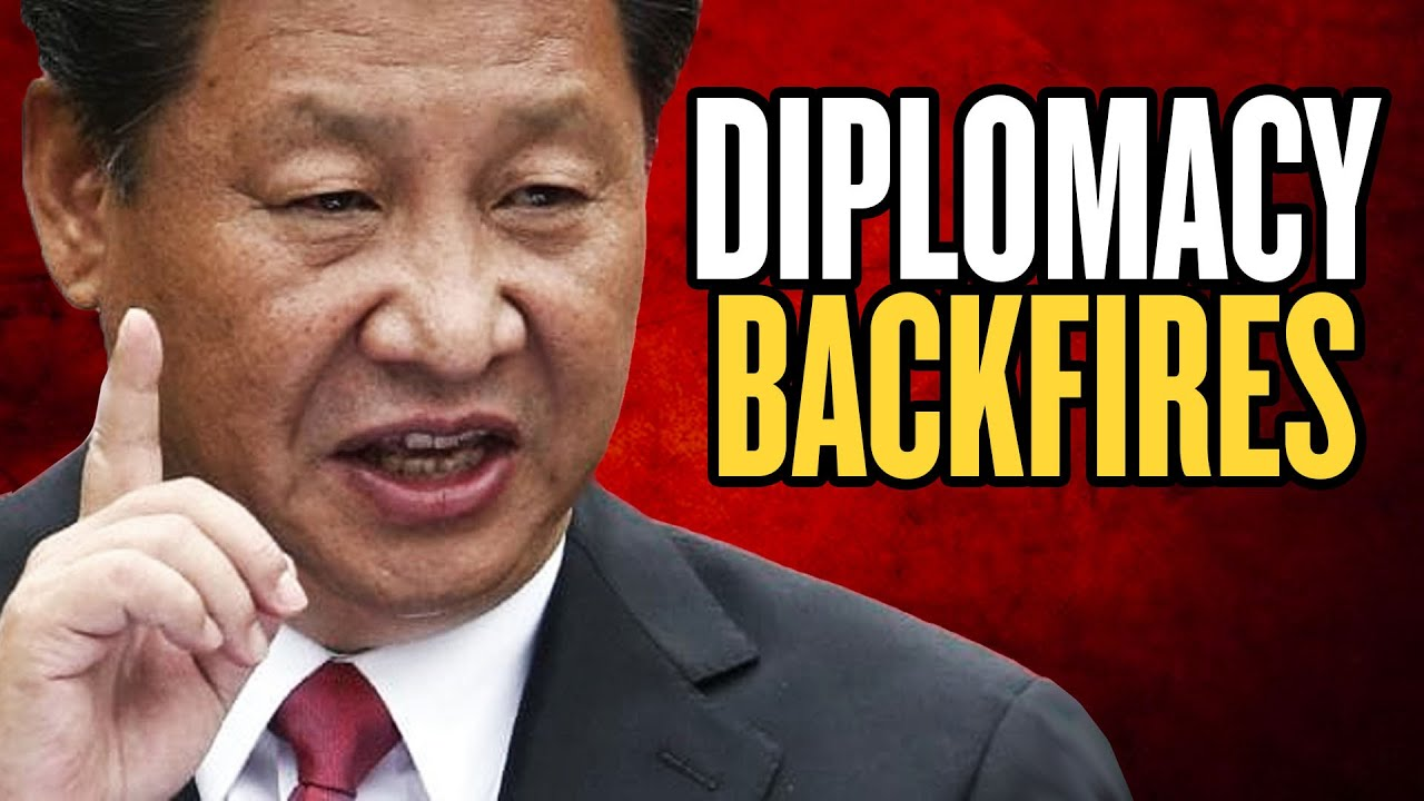 China's Coronavirus Diplomacy Backfires thumbnail