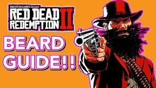 Red Dead Redemption 2 Beard Tips