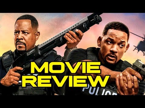BOY BOYS FOR LIFE Movie Review (2020) Will Smith, Martin Lawrence