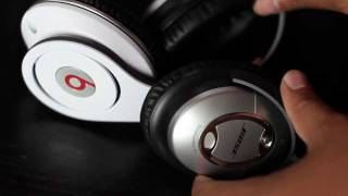 Beats vs. Bose