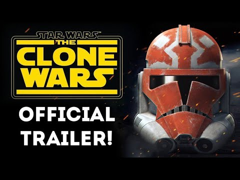 Star Wars: The Clone Wars Season 7 NEW Trailer