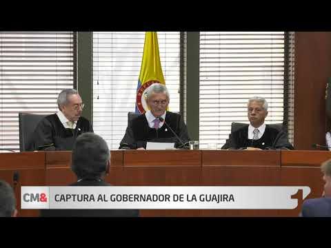 Orden de captura y condena contra actual gobernador de La Guajira