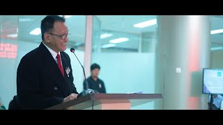 Universitas Nasional – Sidang Doktoral Ilmu Politik sdr. Eddy Guridno