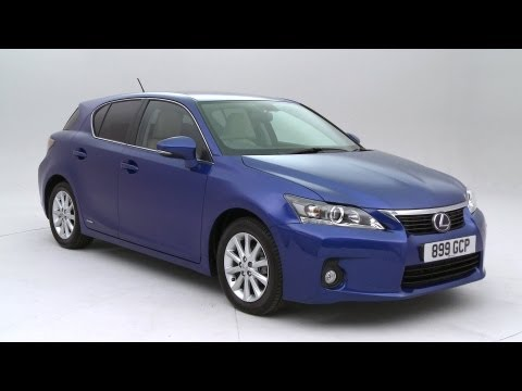 Lexus CT200h Review - What Car?