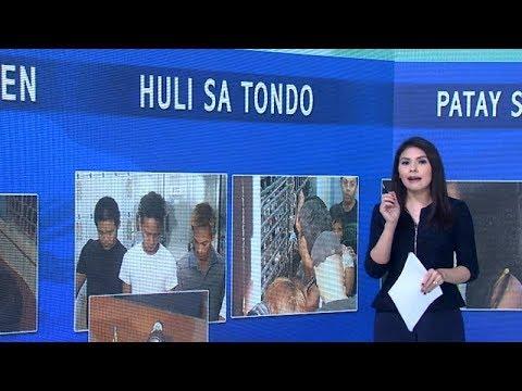 Labing-isa, timbog sa magkakahiwalay na police operation sa Tondo