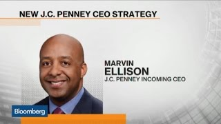 JC Penney's Incoming CEO Welcomes Turnaround Challenge