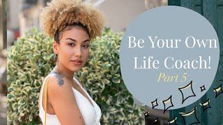 How to Hold Yourself Accountable to Goals | Becoming my own life coach Ep. 5