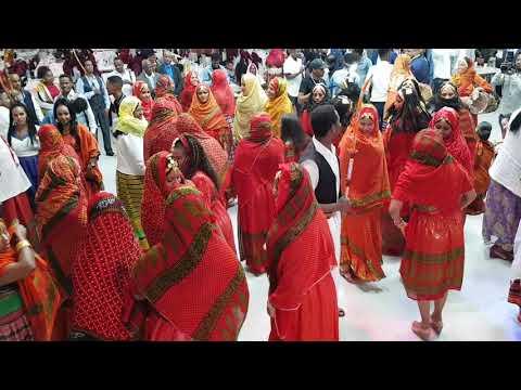 Blin Culture at its Finnest: Dani & Majoba Wedding in Basel