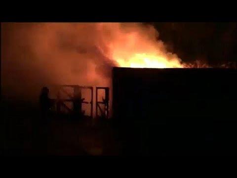 Μεγάλη πυρκαγιά στον Ζωολογικό Κήπο του Λονδίνου