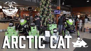 It's Arctic Cat Season at Rugged Rock Harley-Davidson