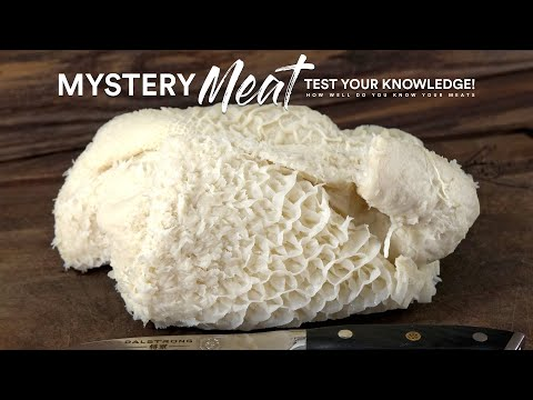 Can you name this MYSTERY MEAT | Test Your Knowledge!