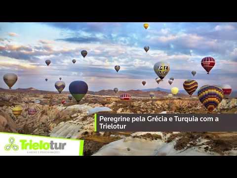 Conheça Grécia e Turquia com a Trielotur!