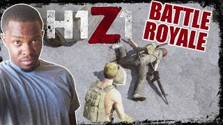 H1Z1 Battle Royale Gameplay - TEAMING w/ PATTY | H1Z1 PC Gameplay