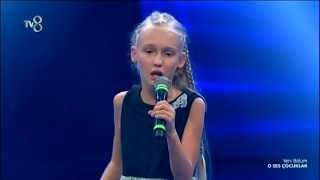 """O Ses Çocuklar Maria Soshenko """"Diamonds"""" 2.Sezon 1.Bölüm"""