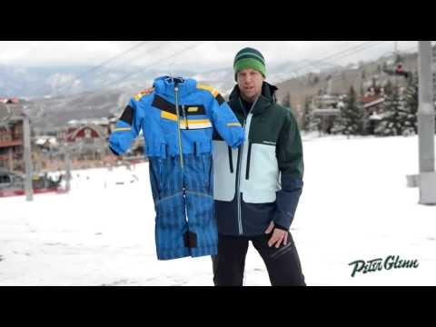 2014 Obermeyer Powder Kids' Ski Suit Review by Peter Glenn