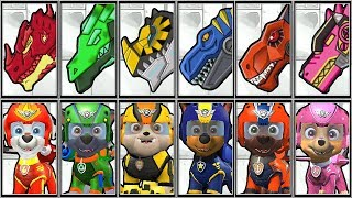 Paw Patrol Air Adventure + Dino Robot Corps   Full Game Play