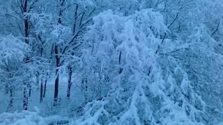 Снегопад в Москве 4 февраля 2018. Коллапс!!! Снежный апокалипсис 4 февраля, есть погибший