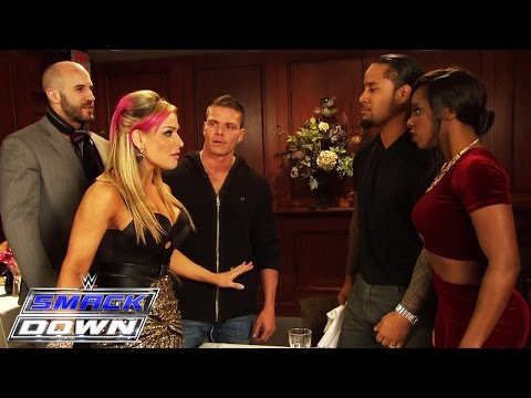 """August 1, 2017"" · WWE SmackDown! · TV Evaluation Like Michelle Department to Buffy's rational pondering, A.V. Membership says goodbye to WWE · TV Membership · The A.V. Membership"