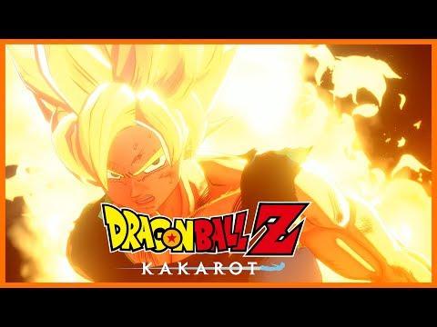 Dragon Ball Z: Kakarot - E3 2019 Gameplay Trailer