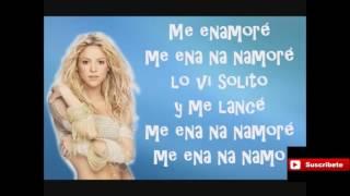 Shakira - Me Enamoré. MAS LINK DE DESCARGA.