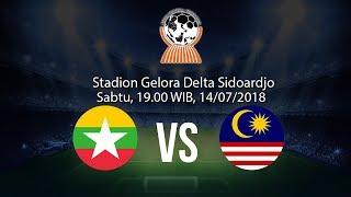 Live Streaming Indosiar dan Vidio.com Final Piala AFF U-19, Myanmar Vs Malaysia Pukul 19.00 WIB