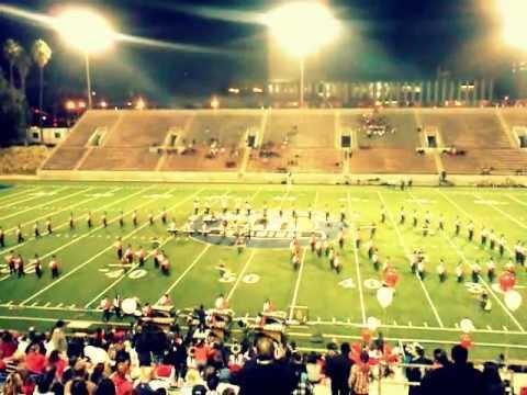 Santa Ana Marching Saints  Field show