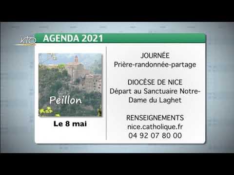 Agenda du 26 avril 2021