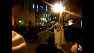 preview picture of video 'Capodanno 2012 a Suvereto'
