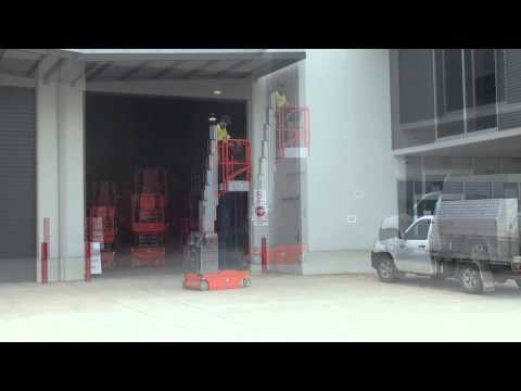 Electric Aerial Order Picker | Rizer MV075-E
