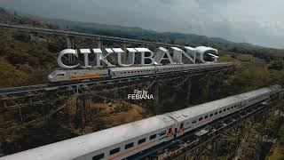 Cinematic FPV | Chase Railway Bridge | FPV indonesia