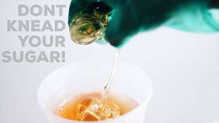 [04} DIY SUGAR WAX FOR BEGINNERS // NO Thermometer + NO KNEADING REQUIRED