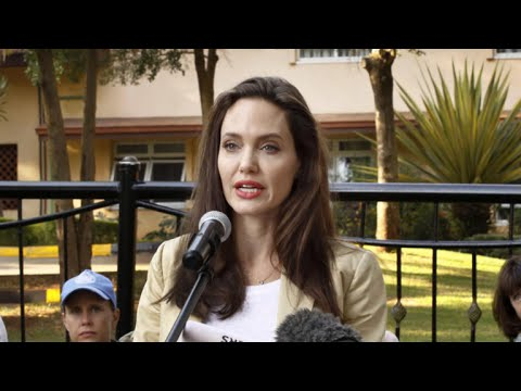 Download Angelina Jolie Opens Up About Struggles With Bell's Palsy HD Mp4 3GP Video and MP3