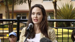 Angelina Jolie opens up about struggles with Bell's palsy