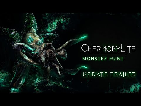 Chernobylite : La chasse aux monstres est là ! Nouveau DLC pour Chernobylite [PC]