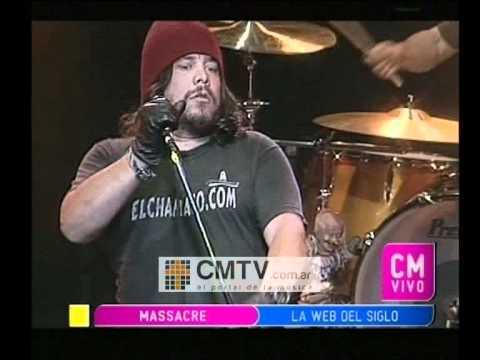 Massacre video La web del siglo - CM Vivo 2011
