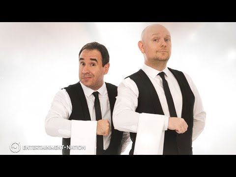 Supreme Singing Waiters - Showreel