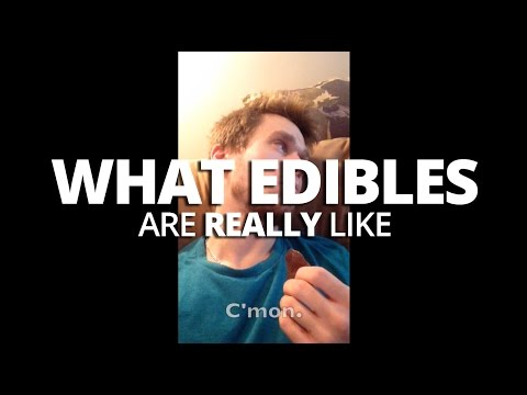 What REALLY Happens When You Try Marjuana Edibles