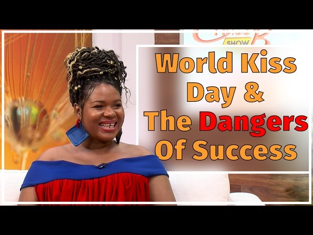 World Kiss Day, styling & a success story