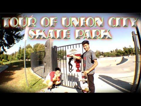 TOUR OF UNION CITY SKATEPARK