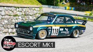 Ford Escort MK1 special at Hill Climb ☆