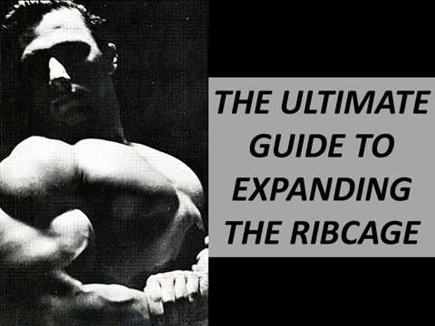 THE ULTIMATE GUIDE TO RIB CAGE EXPANSION! INSANE SILVER ERA ROUTINE!!