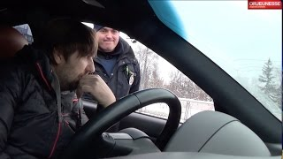 Полиция Попытка развода на нарушение