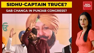 Punjab: Has Captain Amarinder Singh Forgiven Sidhuism? Will Sardars Make Peace?   To The Point