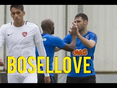 1ª vez de Love e Boselli juntos e surpresa na lateral do Corinthians