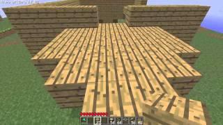 Minecraft Let's Build a House - Episode 1
