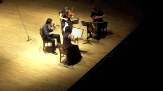 Gyorgy Ligeti String Quartet No. 1