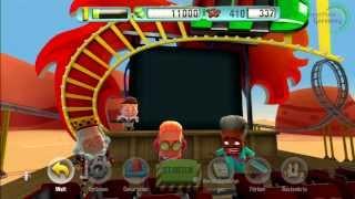 Coaster Crazy Deluxe GamePlay (Wii U eShop)