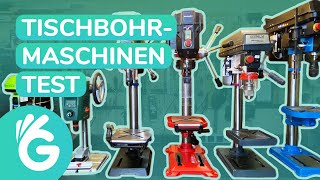 Tischbohrmaschinen im Test 2020 – Welche Ständerbohrmaschine ist die beste?