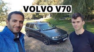 320 koni za 20 tysięcy - używane Volvo V70 2.3T